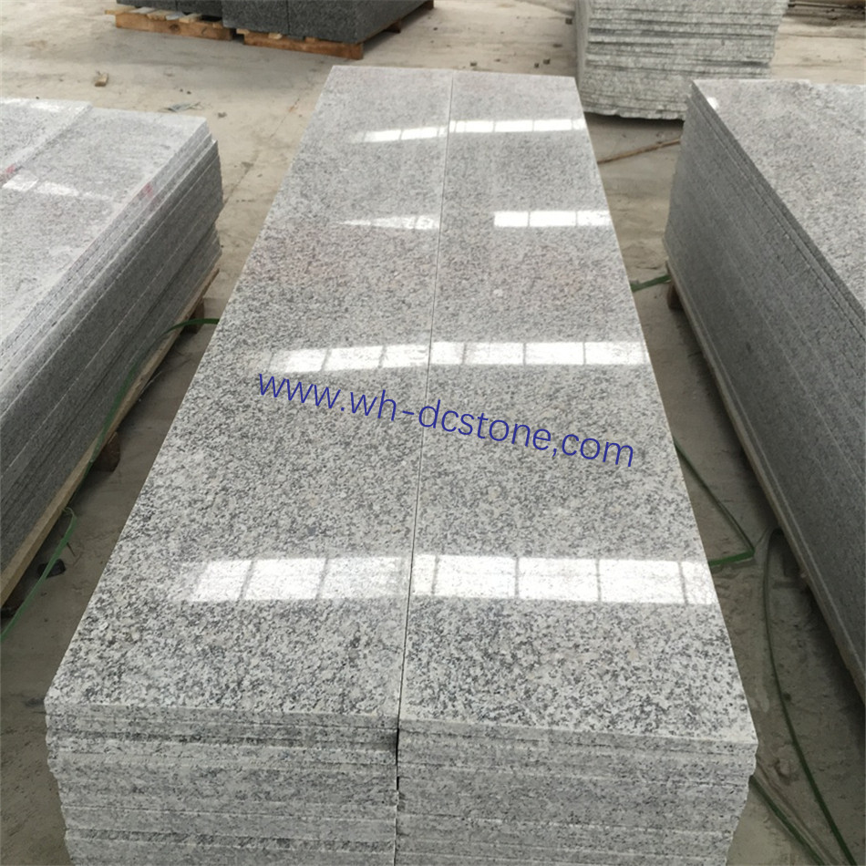 G602 Grey Granite Slabs for Countertop